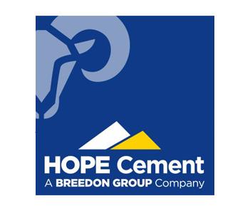 Hope Cement Client Logo